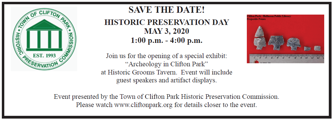 Historic Preservation Day 2020